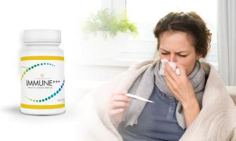 immune+++ от простуды и гриппа