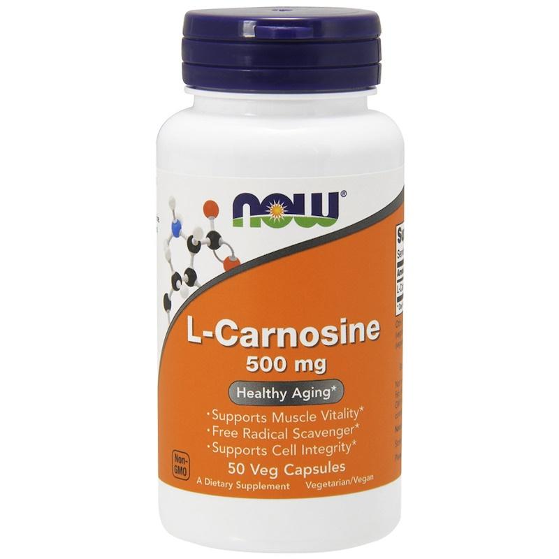 Now Foods, L-карнозин