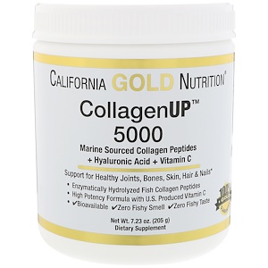 California Gold Nutrition, Коллаген UP 5000
