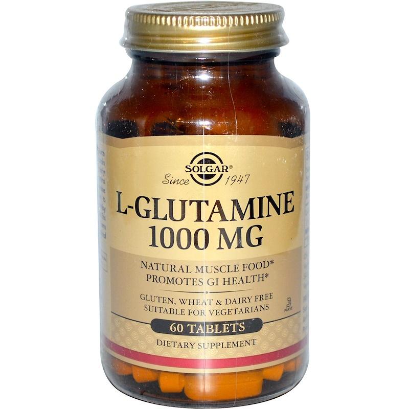 glutamine-solgar