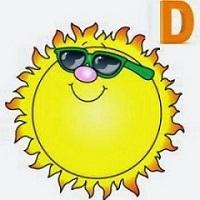витамин-D-солнце
