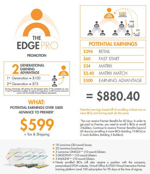 стартовый пакет Ege Pro