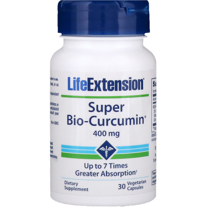 Life Extension, Super Bio-Curcumin