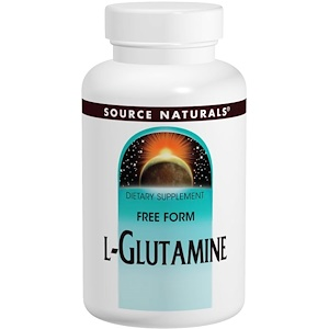Source Naturals, L-глутамин