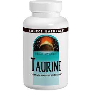 таурин-Source-Naturals