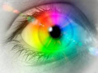 водействие цвета через зрение на весь организм