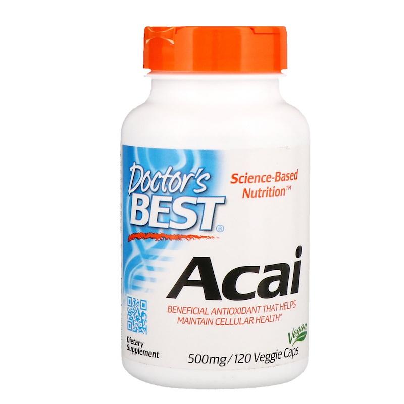 Doctor-s-Best-Acai-500-mg