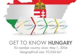 Ламинин популярен в Венгрии!