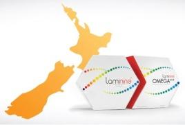 Богатство Ламинина в Новой Зеландии