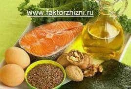 Польза и вред жирных кислот ряда омега