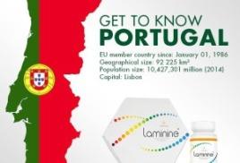 Laminine доступен в Португалии