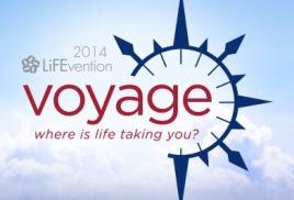 Новости с LiFEvention Voyage 2014!